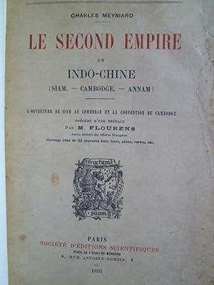 Le Second Empire en Indo-Chine (Siam-Cambodge-Annam) - L'ouverture du Siam au Commerce et &...