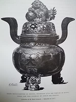 L'Art Japonais: ART JAPONAIS- GONSE