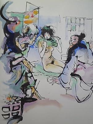 Kin P'ing Mei ou la merveilleuse histoire de Hsi-Men avec ses six femmes: KIN P'ING MEI]