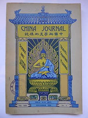 The China Journal: THE CHINA JOURNAL] ARTHUR DE SOWERBY