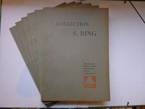 Collection S. Bing - Objets d' Art et Peintures du Japon et de la Chine: [COLLECTION BING] [...