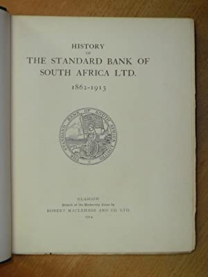 History of The Standard Bank of South