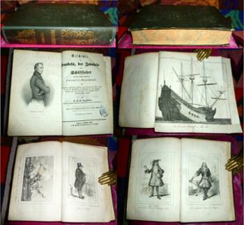 Geschichte des Handels, der Industrie und Schiffahrt: Dr. F. H.