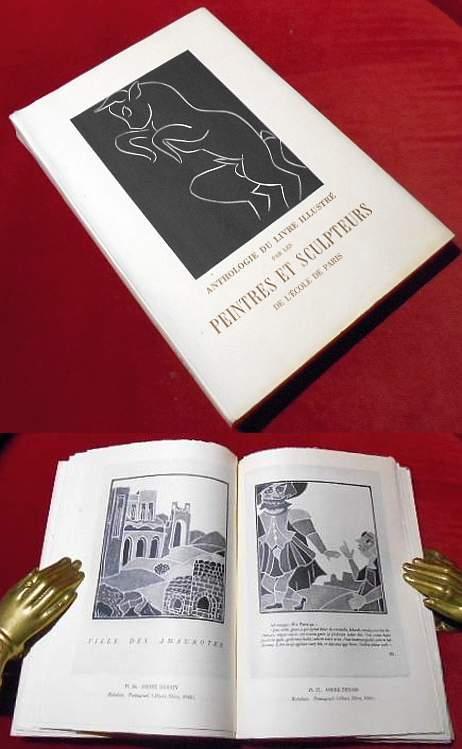 Anthologie du livre illustré par les Peintres: Avant- propos de