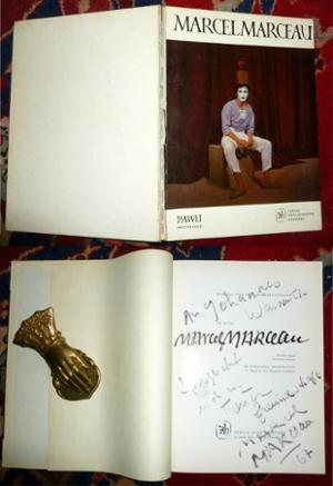PAWLI: Le Mime Marcel Marceau. Zweiter Band: Harald von Pawlikowski-Cholewa.