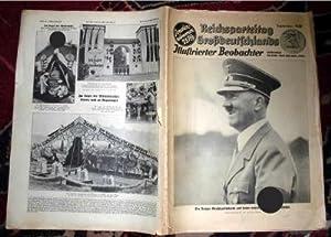 Illustrierter Beobachter: Sondernummer, September 1938: REICHSPARTEITAG GROSSDEUTSCHLANDS.