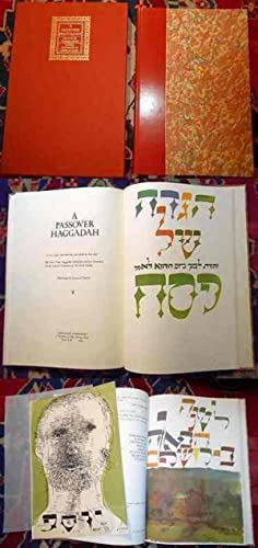 A Passover Haggadah. Drawings By Leonard Baskin. 500 Signed Copies with One Original Lithograph.
