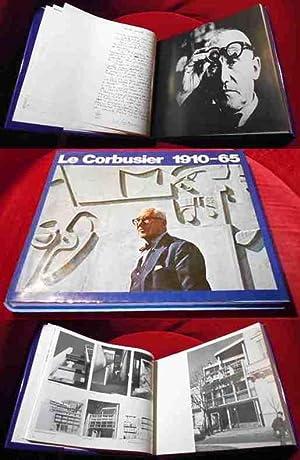 Le Corbusier 1910-65: W. Boesiger, H.