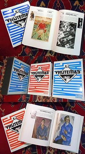Vhutemas. Moscou 1920-1930, 2 Bände/Volumes/Tomes.: S, Khan-Magomedov