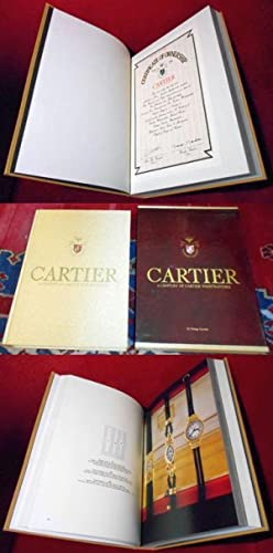 Cartier: A Century of Cartier Wristwatches: George Gordon