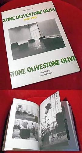Olivestone. Joseph Beuys.: Texte: Felix Baumann,