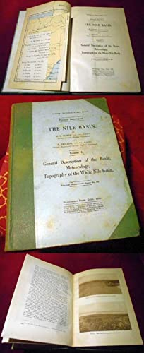 The Nile Basin Volume 1. General Description of the Basin, Meteorology, Topography of the White N...