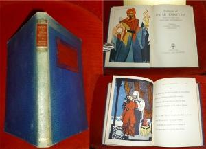 Rubaiyat of Omar Khayyam: Omar Khayyam; Rendered