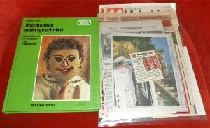 Holzmasken. Selbst-Geschnitzt. Ein Werkbuch Für Anfänger Und: Walter Sack