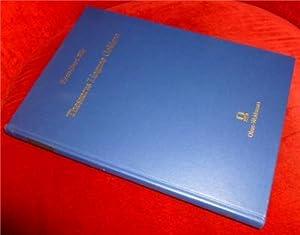 Thesaurus Linguae Gallicae: Pierre-Henri Billy
