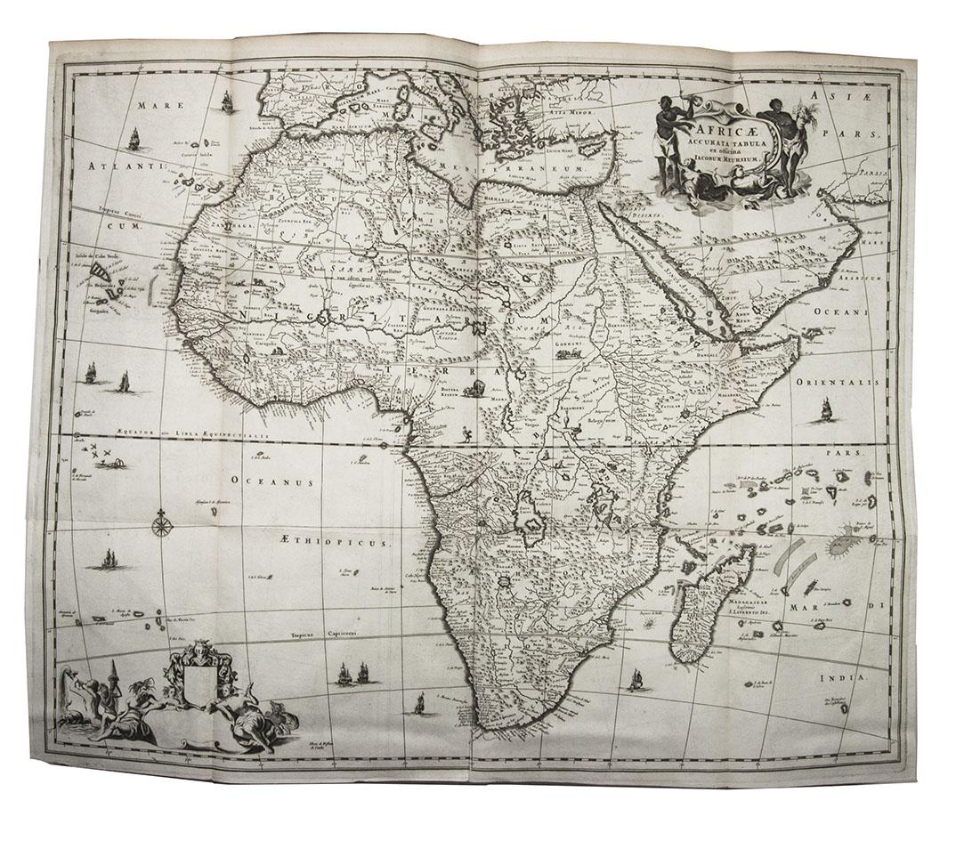 Naukeurige beschrijvinge der Afrikaensche