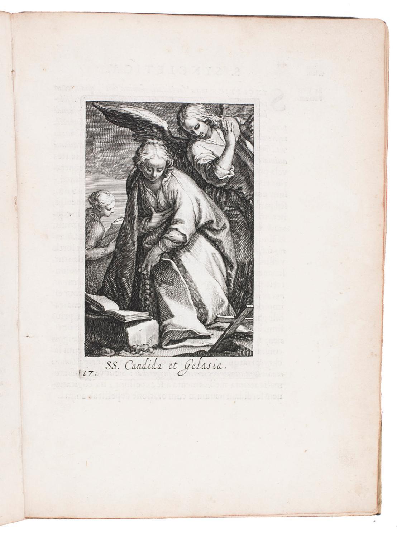 Sylva anachoretica Aegypti et Palaestinae. Figuris aeneis: BLOEMAERT, Abraham.