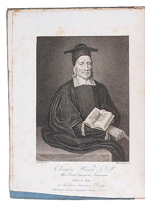 Specimen historiae arabum; . Accessit historia veterum: POCOCKE, Edward.