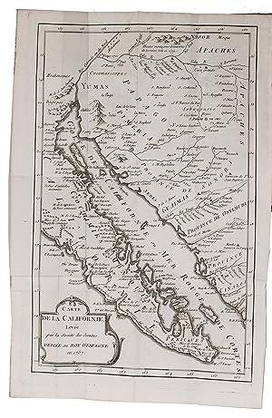 Histoire naturelle et civile de la Californie,: VÉNEGAS, Miguél and