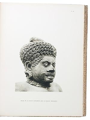 Le temple d'Içvarapura (Bantãy Srei, Cambodge). Mémoires: FINOT, Louis, Henri