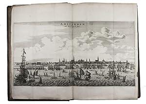 Historische beschryving der stadt Amsterdam.Amsterdam, Jacob Meurs,: DAPPER, Olfert].