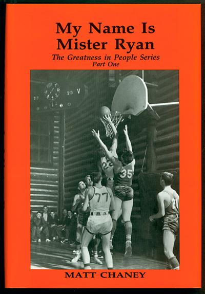 My Name Is Mister Ryan: The Greatness in People Series ...