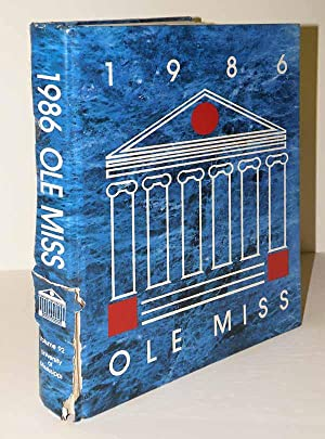 1986 Ole Miss Yearbook