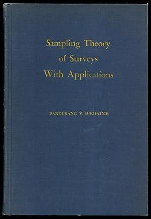 Sampling Theory of Surveys with Applications: Sukhatme, Pandurang V.