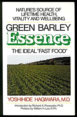 Green Barley Essence: The Ideal