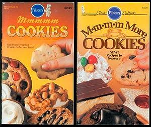 "Pillsbury ""Mmmmm Cookies"" & Pillsbury ""Mmmm More"