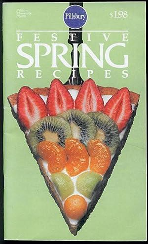 Festive Spring Recipes: Pillsbury Classic #16 F06770