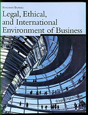 Legal, Ethical, and International Environment of Business