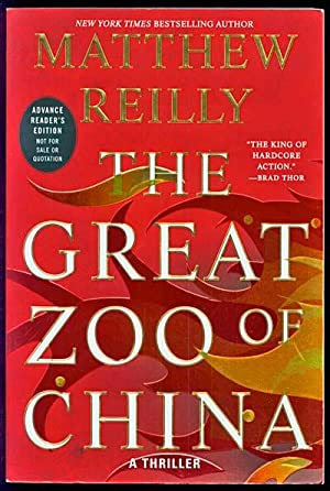 The Great Zoo of China: Reilly, Matthew