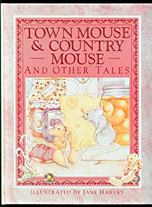 Town Mouse & Country Mouse and Other: Carter, Geraldine [retold