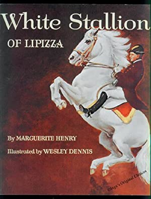 White Stallion of Lipizza