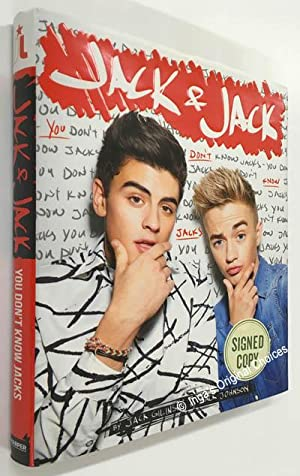 Jack & Jack : You Don't Know Jacks - Signed / Autographed Copy