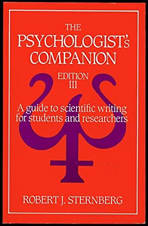 The Psychologists' s Companion: Edition III