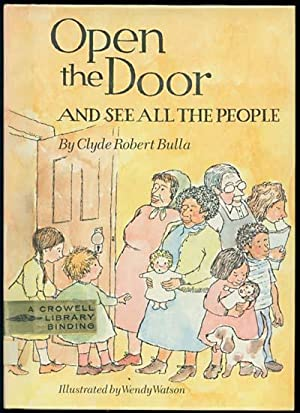 Open the Door and See All the People.: Bulla, Clyde Robert