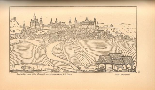 Aus Günzburgs Vergangenheit.: Menges, Heinrich,
