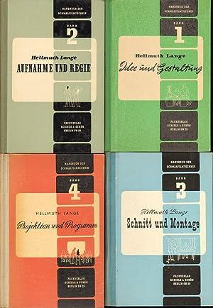 Handbuch der Schmalfilmtechnik. Band 1: Idee und: Lange, Hellmuth,