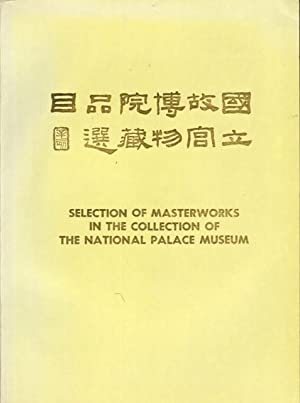 Selection of Masterworks in the Collection of