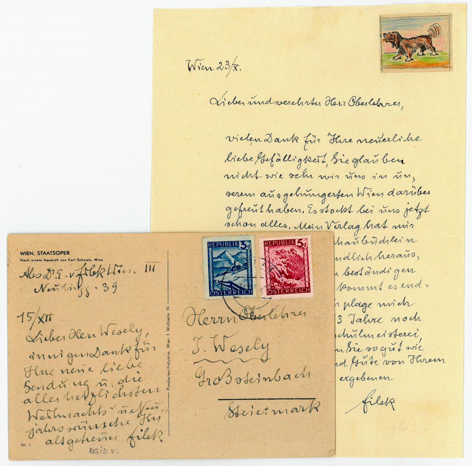 1949 Brief Kaufen Sie Immer Gut 259 Finnland