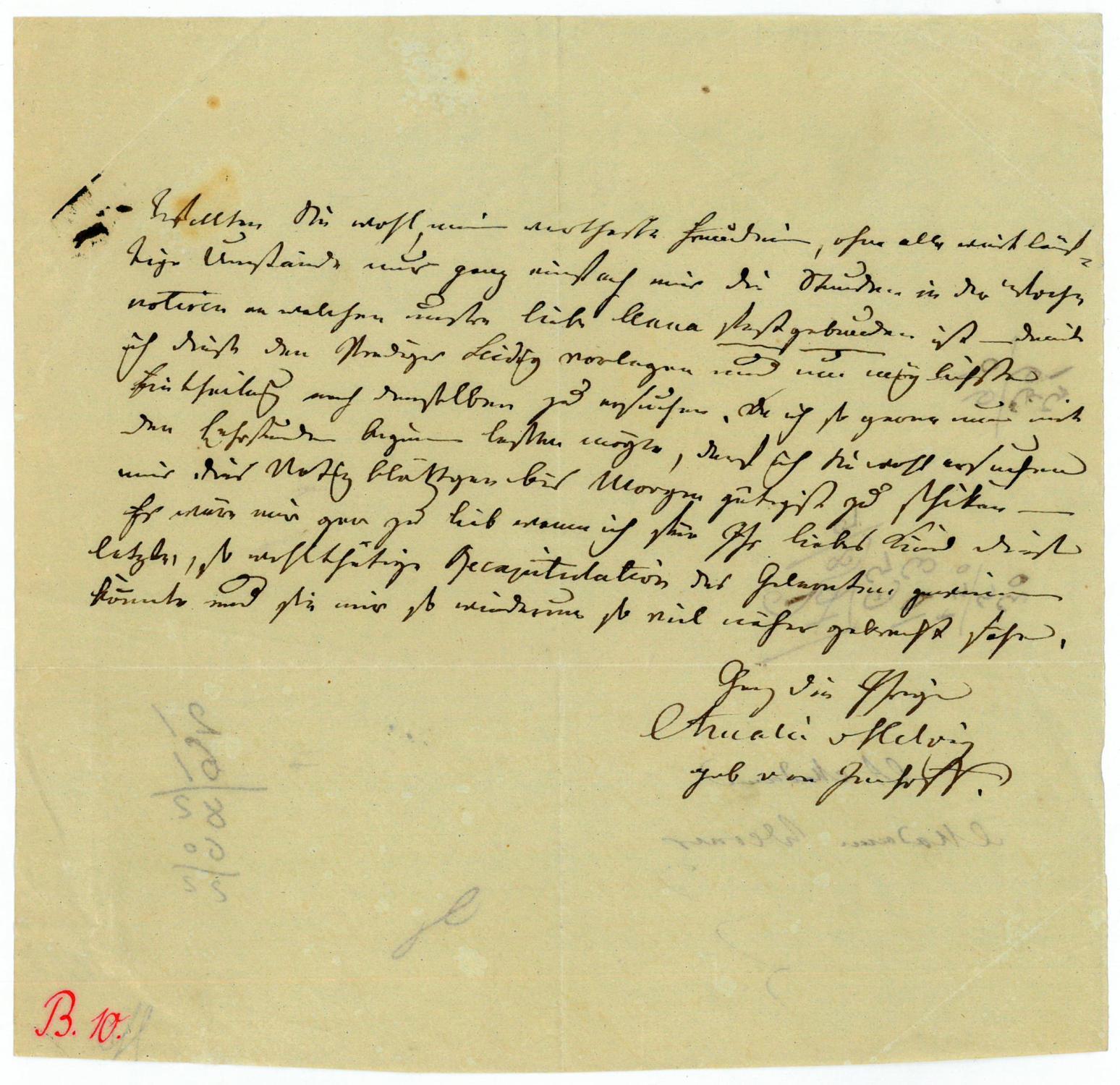 Briefe Von London Nach Deutschland : Eigenh brief mit von goethekreis zvab