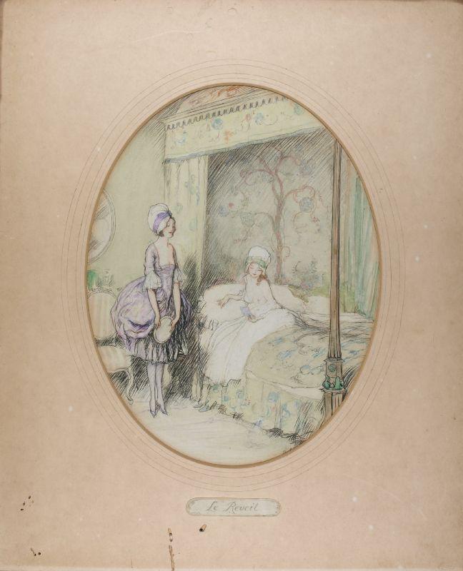 4 original drawings.: Shepard, Ernest, English