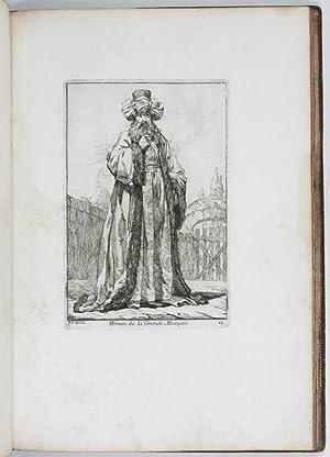 Caravanne du Sultan à la Mecque: Mascarade: Vien, Joseph-Marie.