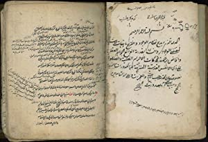 Collection of texts in Arabic.: Arabic Manuscript].