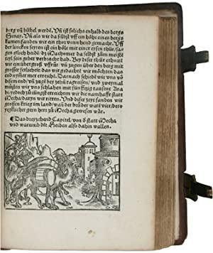 Die Ritterlich und lobwürdig reiß [.] Sagend: Varthema, Lodovico di.