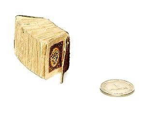 A miniature Qur'an manuscript.: Quran.