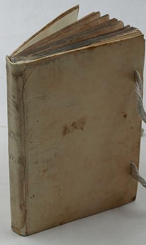 Pirke Eliyahu [.]. Capitula cantici, specierum, proprietatum,: Münster, Sebastian /