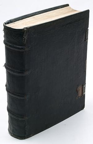 Arukh] Dictionarium chaldaicum non ta[m] ad Chaldaicos: Münster, Sebastian.